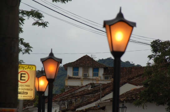 Downtown Paraty