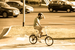 cycling Buenos Aires