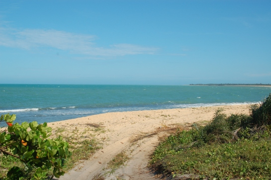 Welcome to Bahia-Brazil. Our tour begins here. Cumuruxatiba , 2 days driving all day with overnight in Vitoria,Espirito Santo.