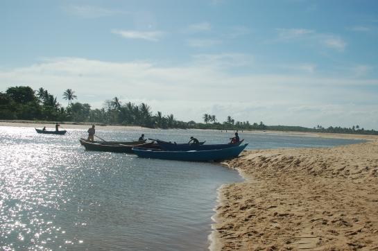 Cumuruxatiba-Bahia-Brazil