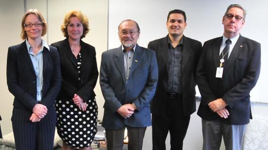 Universidade Holandesa Pode Abrir Centro de Pesquisas em São José dos Campos-SP, Brasil